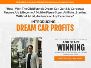 Dream Car Profits review