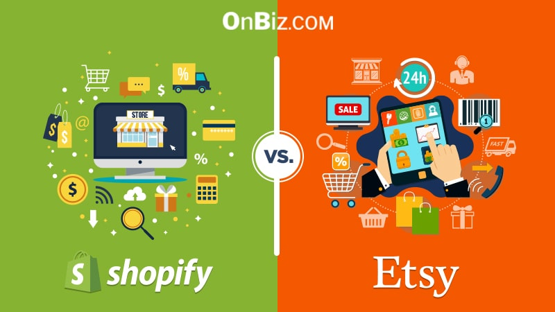 shopify vs. etsy